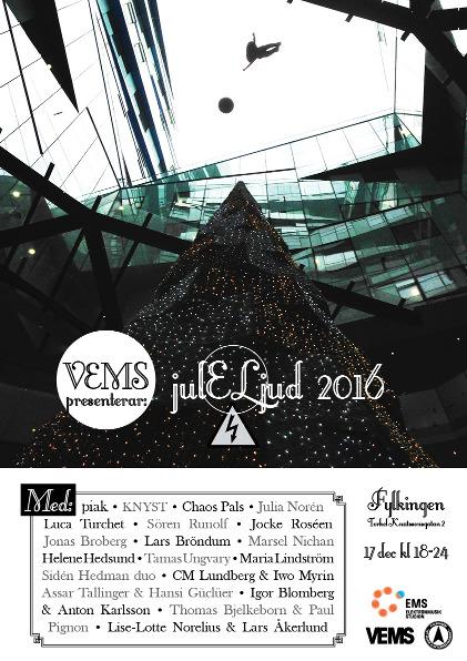 julELjud 2016